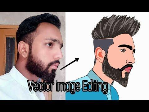 Vector Photo Editing Via Android Mobile  | Infinite Desing Tutorial | Emmu Editz