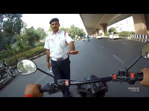 My First Vlog! - Delhi Police Love My Bike! - Best Video 2018 - Vlog #1 - |SHUBHH|