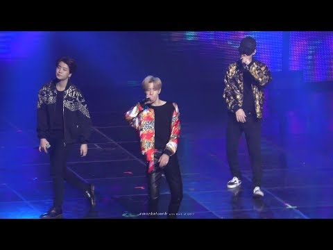 [4K fancam]180203 GOT7 4TH FANMEETING 아가새연구론