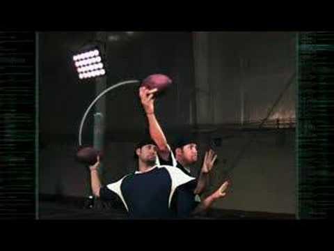 FSN Sport Science - Ep3 - Reaction Time - Ben Roethlisberger