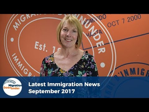 Immigration News September 2017