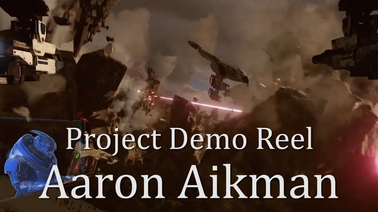 Aaron Aikman Demo Reel June 2017