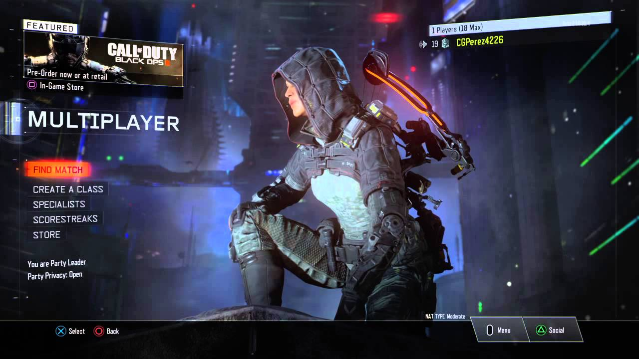 bo3 ps4 how to find games