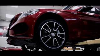 Mercedes Benz C450 AMG w/ ARMYTRIX valvetronic rear section | VC TUNING  edition 5