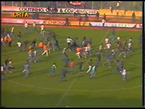 Maksimir chaos: May 13, 1990 (short news version)