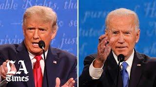 Fact Check: Trump and Biden's final presidential debate