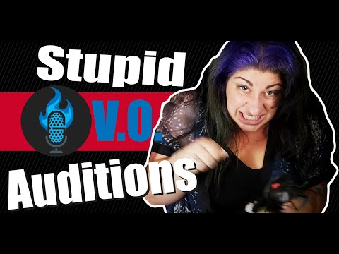 5 Things You Should NEVER Do In Your Voice Over Auditions!