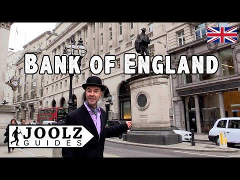 Bank of England - THINGS TO DO IN LONDON - Joolz Guides