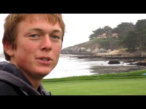 Interview with Joe Buckley @ Pebble Beach