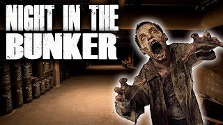 NIGHT IN THE BUNKER (Call of Duty Custom Map)