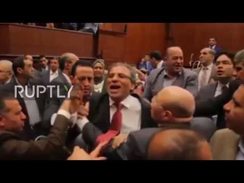 Egypt: MPs explode as debate over Saudi maritime deal ignites parliament