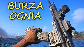 BURZA OGNIA - Battlefield V | Mervo