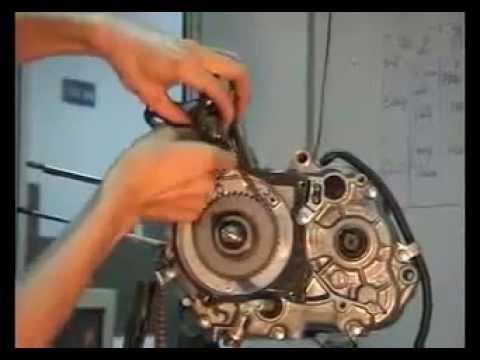 How to remove motor startor magneto 110cc 125cc ATV quad bike dirt – Kazuma Falcon 110cc Engine Diagram