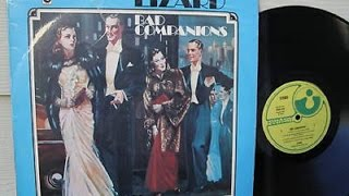 LIZARD . BAD COMPANIONS .HARVEST LP 1973 .AUSTRALIA