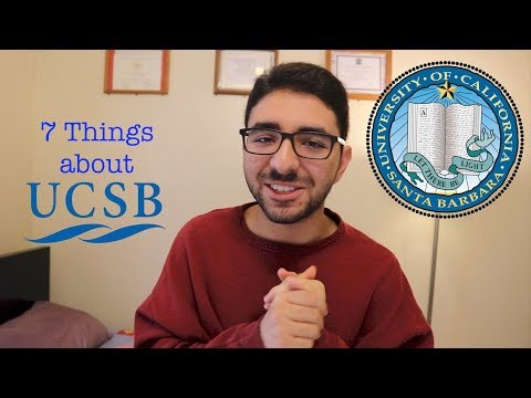 7 Important Things To Know About UCSB!