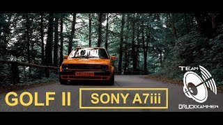 Golf 2 Reizend Car Porn - Sony A7iii - Team Druckkammer