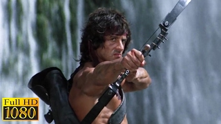 Rambo First Blood 2 (1985) - Explosive Arrow Scene (1080p) FULL HD