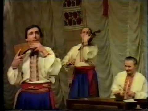 Солисты хора им.Верёвки 1990г. Часть2