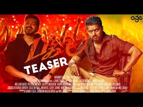 bigil-movie-official-teaser- -bigil-trailer- -vijay-played-dual-role- -atlee- -nayanthara- -ags