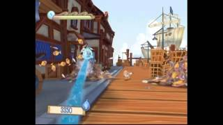 WII可愛射擊遊戲-海盜突擊Pirate Blast初體驗