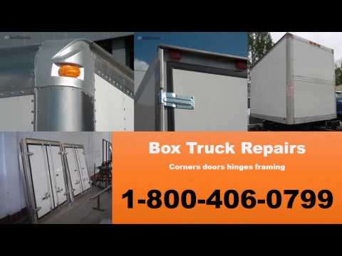 Box Truck Repair Brooklyn 1 800 406 0799 Roll Up