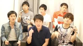 高嶺の花子さん  / back number(アカペラ cover)
