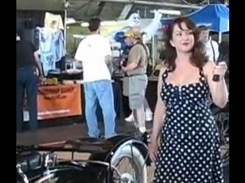 Clymer Manuals 1923 Henderson Classic Antique Vintage Motorcycle Show Rally Excelsior Schwinn Video
