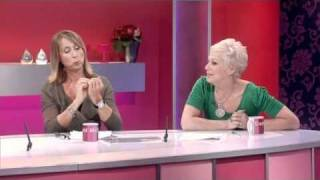 Carol & Denise fight about phone usage! - Loose Women - 5th April 2011