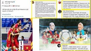 🛑Người Malaysia thay đổi chóng mặt làm điều cực bất ngờ ở trận Việt Nam vs UAE tại VL World Cup 2022