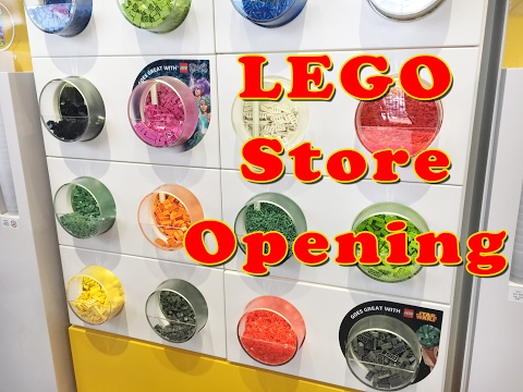 Dreamworld LEGO Certified Store Opening In Australia Review