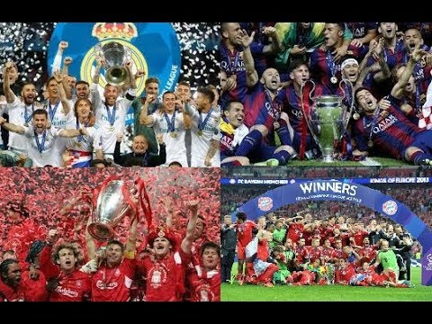Download All the Champions League finals from 2005 to 2017 magical goals, highlights and winners.