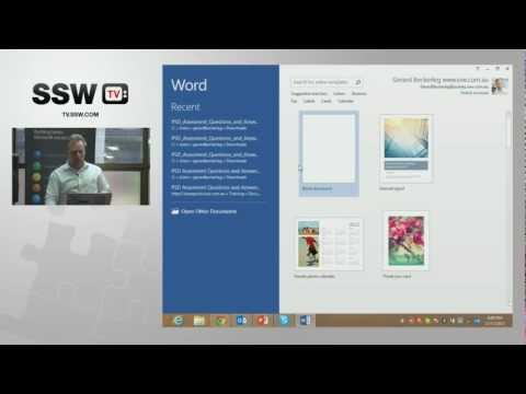 SSW Software Industry News - Office 2013, voucher scam + more (21/11/12)