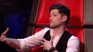 CASSIUS HENRY- TURNING TABLES- THE VOICE UK