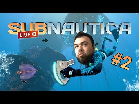 Like finding needles in haystacks... | Subnautica Live Stream