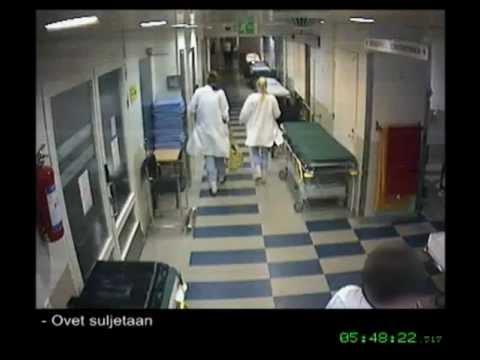 Sairaalapalo Turussa 2.9.2011