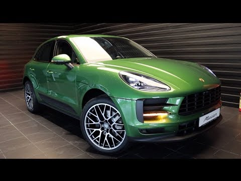 2019 Porsche Macan Startup And Review