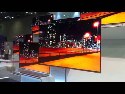 KES: LG 55EM9700: World's First 1st OLED TV. Samsung? By Par