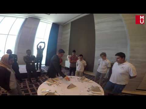 Hospitality Backstage: German Sharjah School @ Steigenberger Hotel