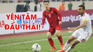 Hùng Dũng cứ chơi hay như thế này, tuyến giữa ĐT Việt Nam yên tâm đấu Thái Lan! | NEXT SPORTS