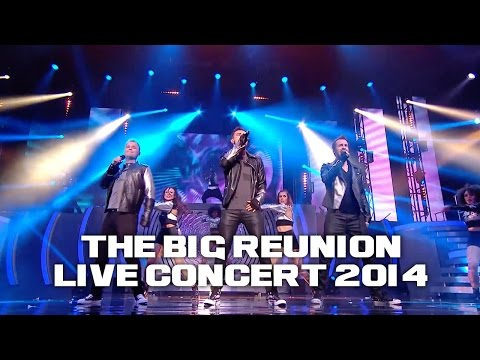 A1  TAKE ON ME THE BIG REUNION  CONCERT 2014