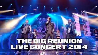 A1 - TAKE ON ME (THE BIG REUNION LIVE CONCERT 2014)