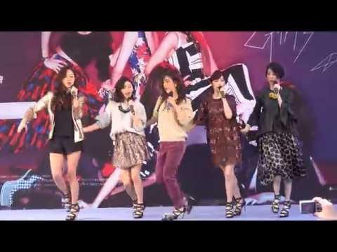 20151129  Popu Lady Gossip Girls 台北簽唱會 全視頻 4K
