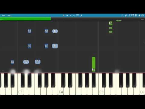 Wiz Khalifa & Travis Scott - Bake Sale - Piano Tutorial