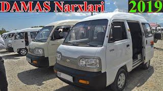 Дамас нархлари Самарканд мошина бозори 14 апрель 2019 | Damas Narxlari Samarqand moshina bozori