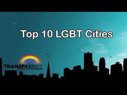 Top 10 LGBT Friendly Cities