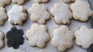 Молочні коржики - печиво рецепт