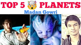 Top 5 Crazy 🤯 Planets | Tamil | Madan Gowri | MG