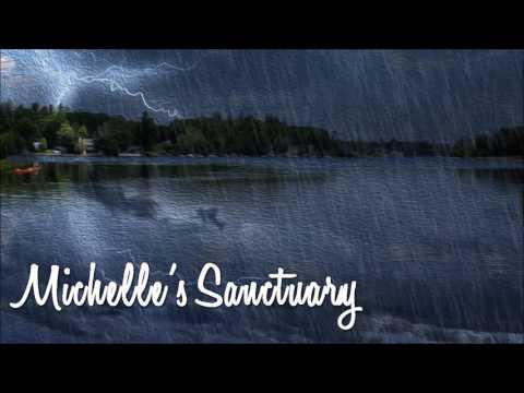 1-Hr ASMR Guided Rain Meditation and Sleep Hypnosis: Cottage on a Lake (Thunder & Rain Sounds)