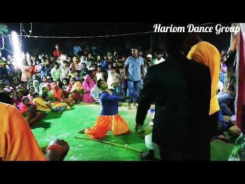 Banda garib hai New Jhanki Video   Nikhil Patel, Manish   Hariom dance Group