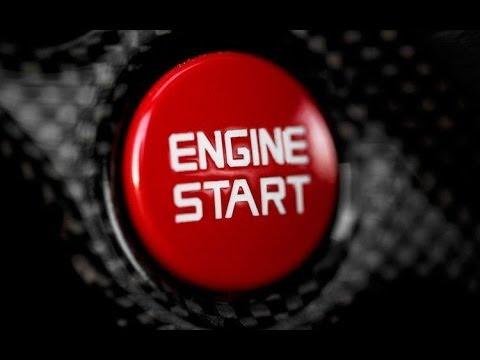 engine start button youtube Engine Start Button On Dashboard engine start button
